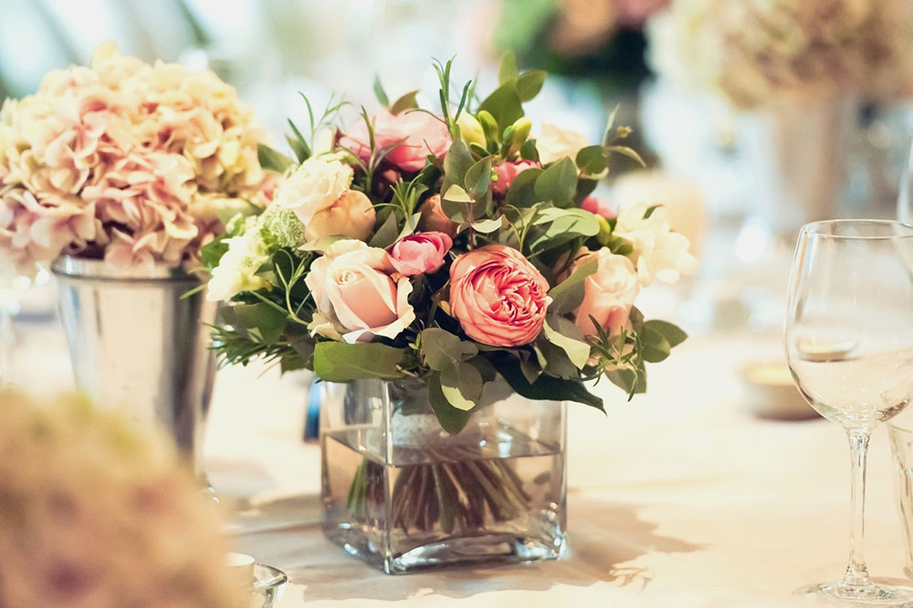 Broadway Florist Wedding Reception 8