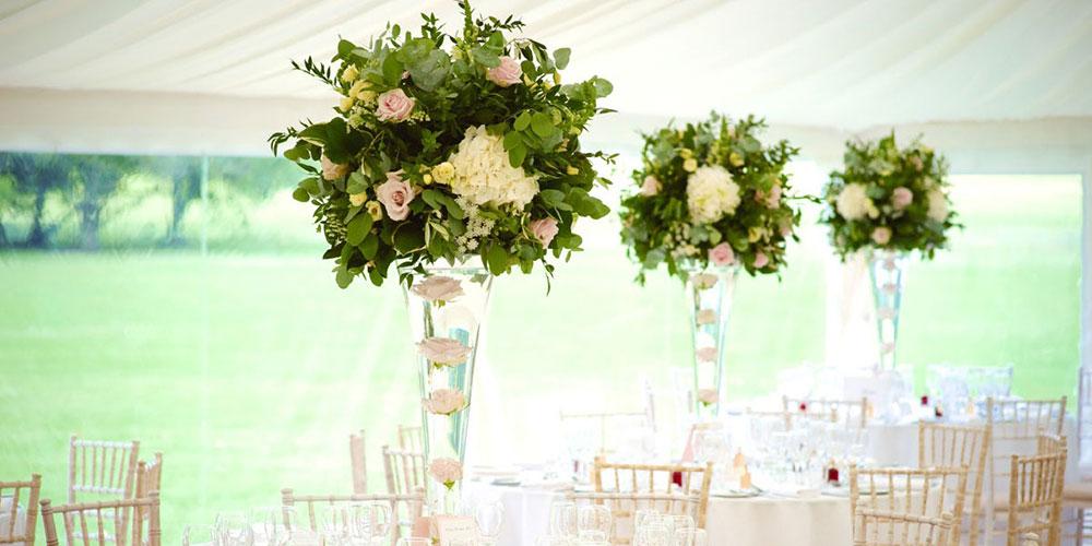 Broadway Florist Wedding Reception 15