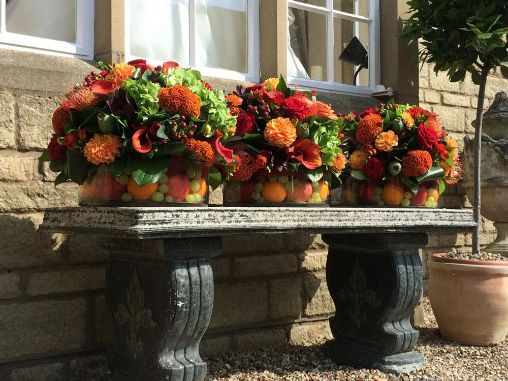 Broadway Florist Wedding Reception 28