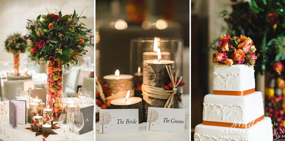 Broadway Florist Wedding Reception 40