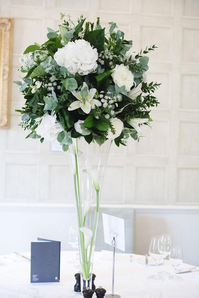 Broadway Florist Wedding Reception 32