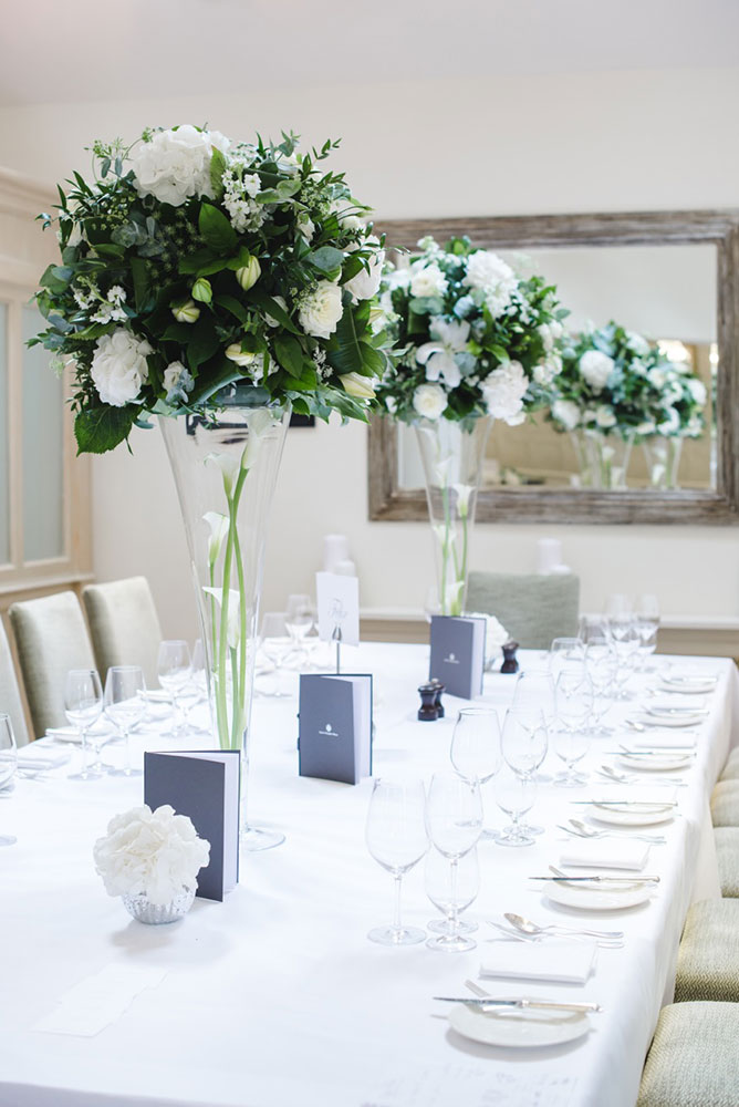 Broadway Florist Wedding Reception 31