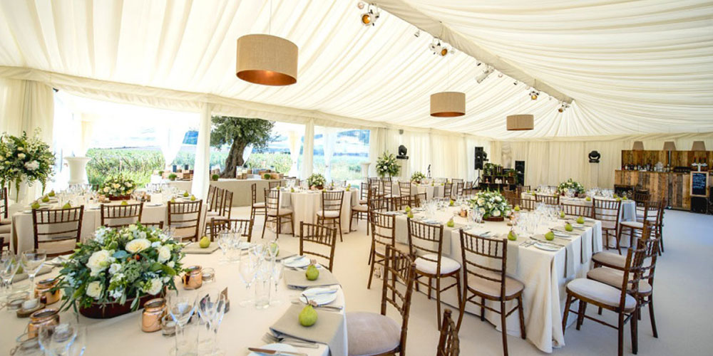 Broadway Florist Wedding Reception 10