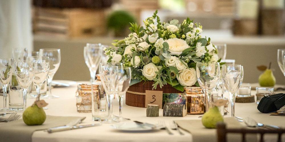 Broadway Florist Wedding Reception 11