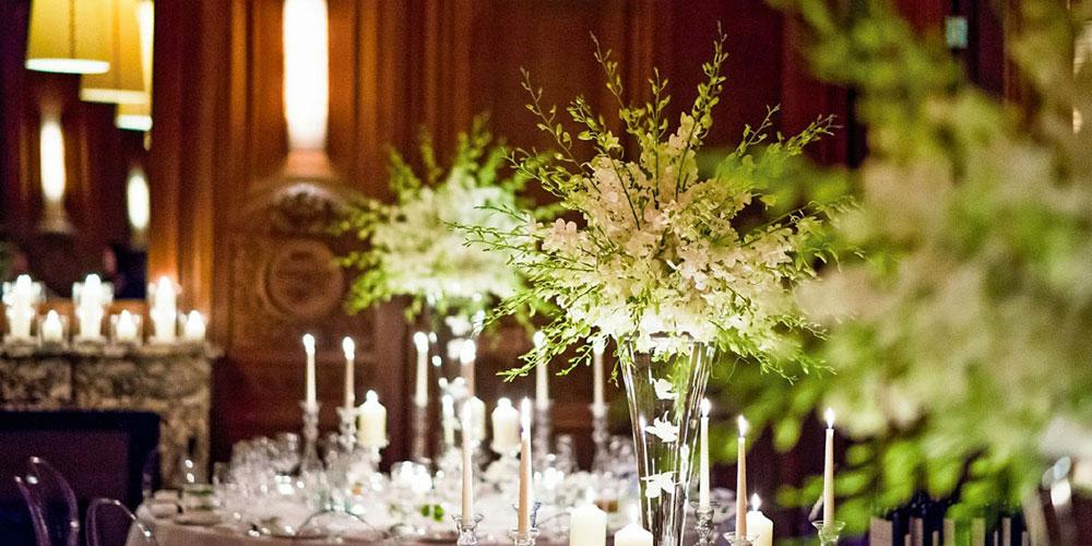 Broadway Florist Wedding Reception 14