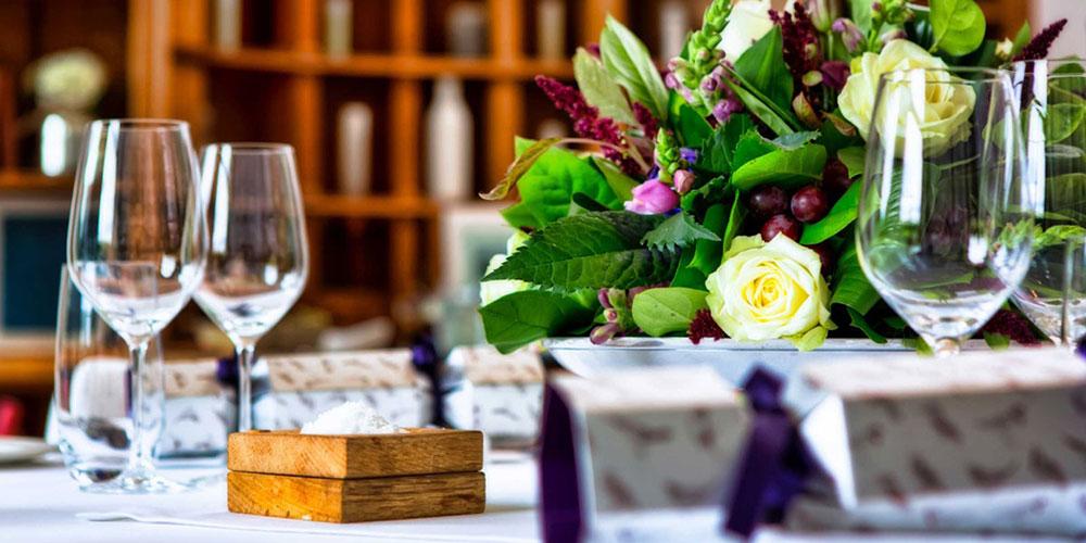 Broadway Florist Wedding Reception 20