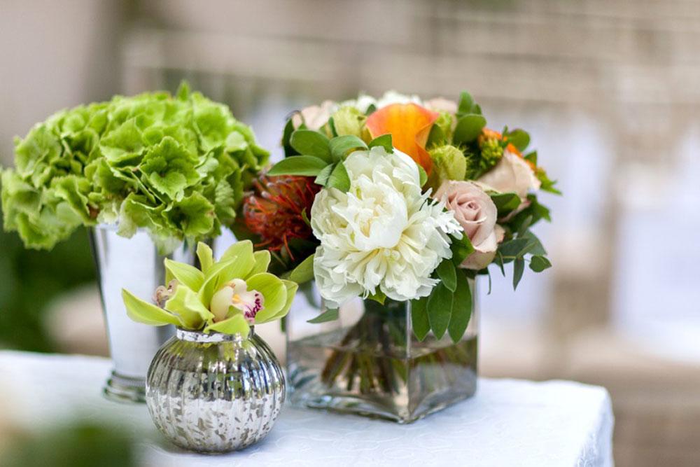 Broadway Florist Wedding Reception 22