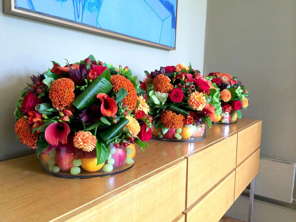 Broadway Florist Wedding Reception 27