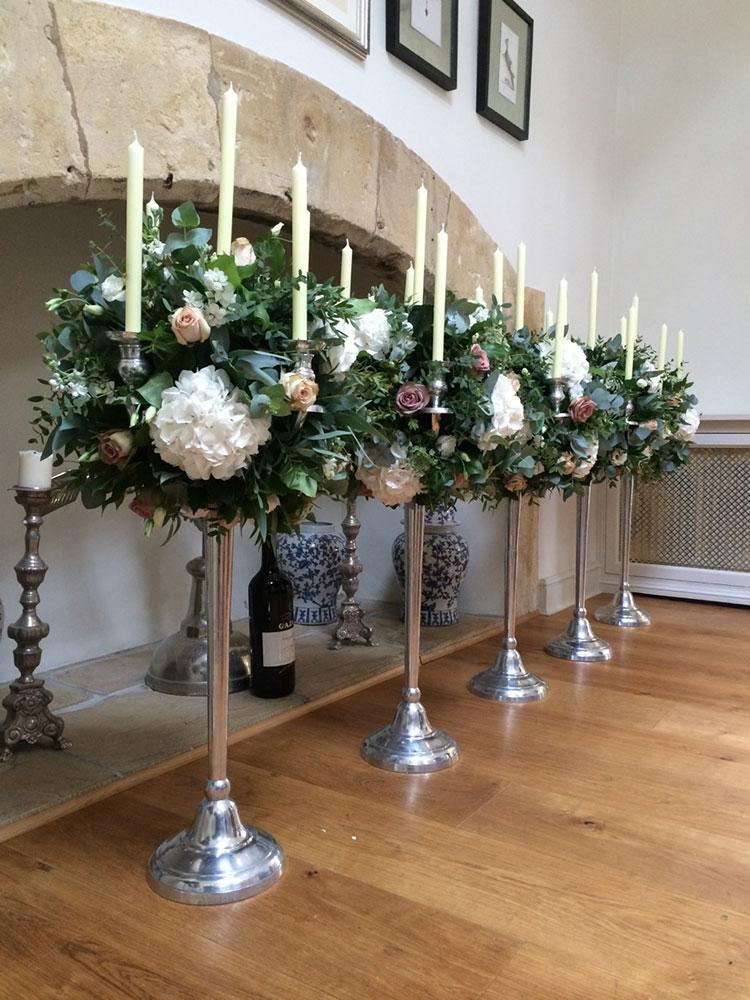 Broadway Florist Wedding Reception 34