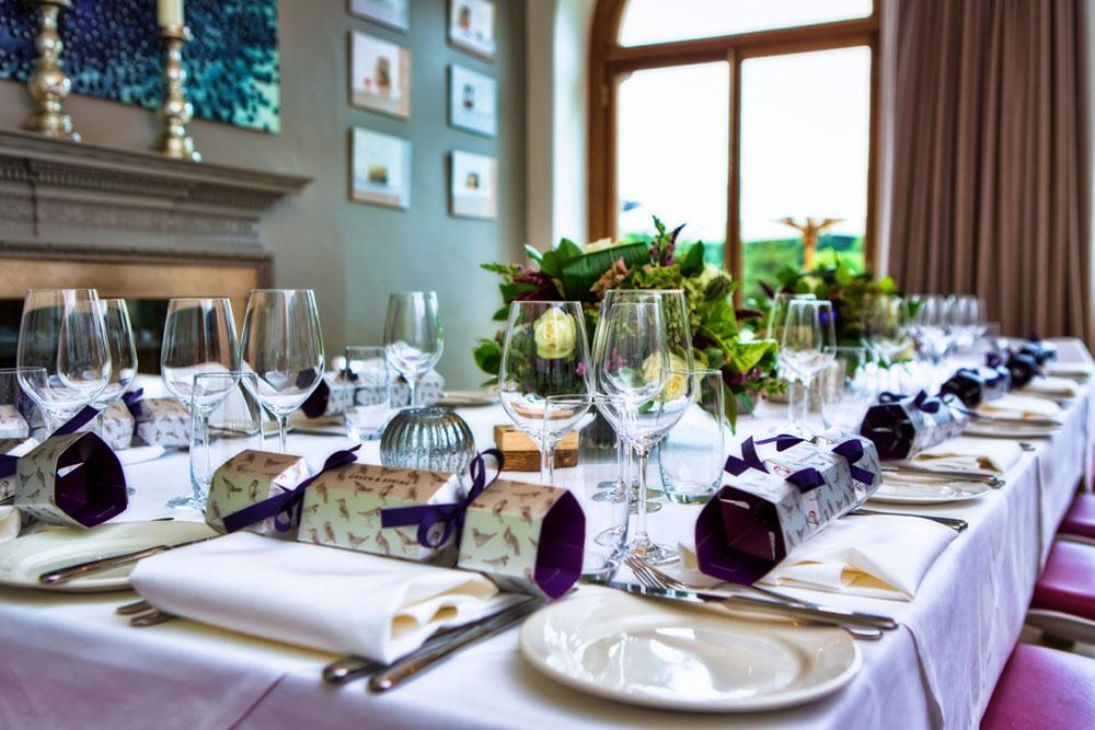 Broadway Florist Wedding Reception 37