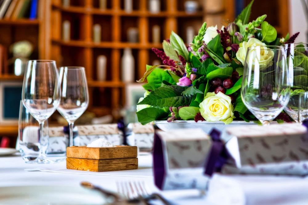 Broadway Florist Wedding Reception 38