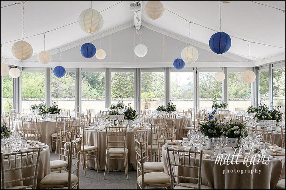 Broadway Florist Wedding Reception 29